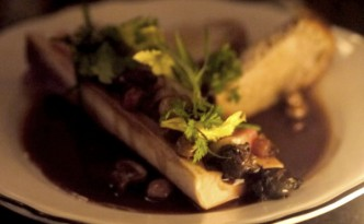 smoked-bone-marrow-with-poached-snails